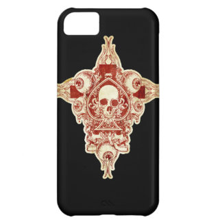 Ace of spades cover for iPhone 5C
