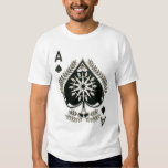 Ace of Spades (front only) Tee Shirt