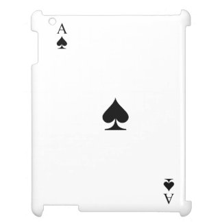 Ace of Spades iPad Covers