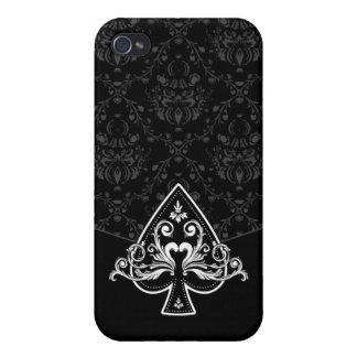 Ace of Spades iPhone4 case