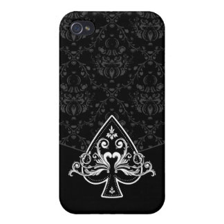 Ace of Spades iPhone4 case iPhone 4/4S Cover