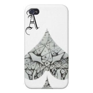Ace of Spades iPhone 4 Case