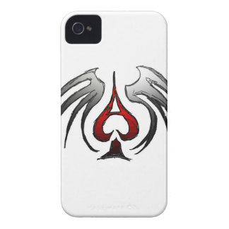 ace of spades iPhone 4 cover