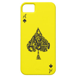 Ace Of Spades iPhone 5/5s Case