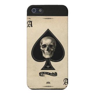 ace of spades iPhone case