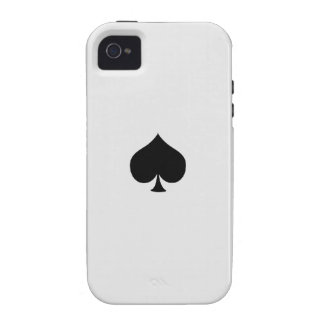 Ace of Spades pack of cards CaseMate iPhone case Case-Mate iPhone 4 Case