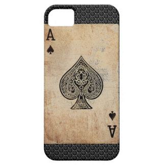 Ace of spades phone case iPhone 5 case