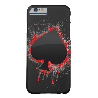 Ace of spades phone case barely there iPhone 6 case