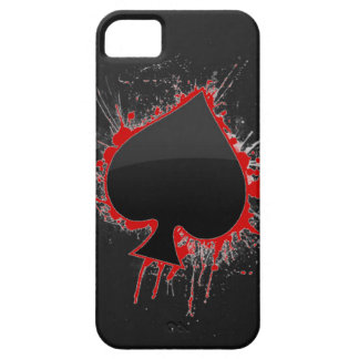Ace of spades phone case iPhone 5 covers