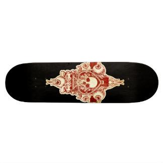Ace of spades skateboard deck
