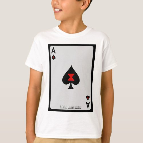 Ace of Spades T_Shirt