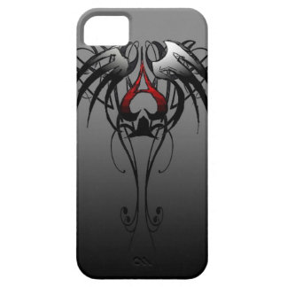 ace of spades tribal design iPhone 5 covers