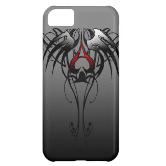 ace of spades tribal design cover for iPhone 5C