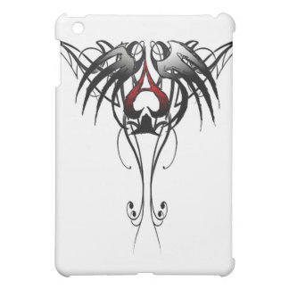 ace of spades tribal design cover for the iPad mini
