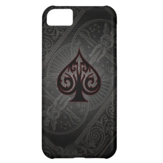 ace of spades tribal design iPhone 5C cover
