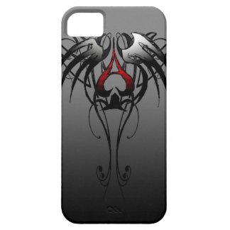 ace of spades tribal design iPhone SE/5/5s case