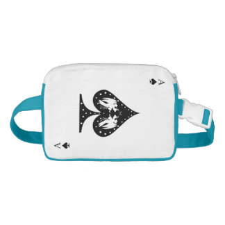 Ace of Spades Waist Bag