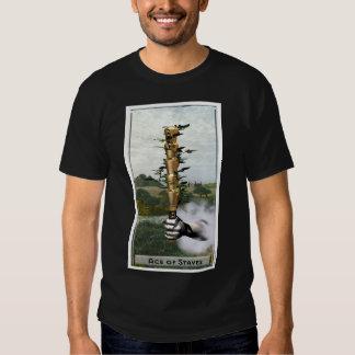 Ace of Staves Dark T-Shirt