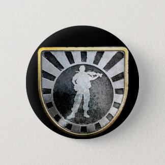 Ace Pin Black