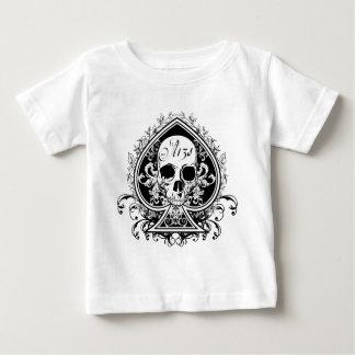 Ace Skull Baby T-Shirt