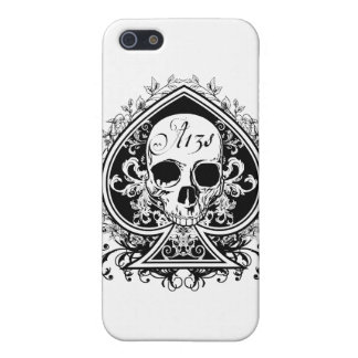 Ace Skull Case For iPhone SE/5/5s