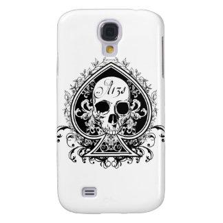 Ace Skull Samsung Galaxy S4 Case