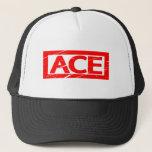 Ace Stamp Trucker Hat