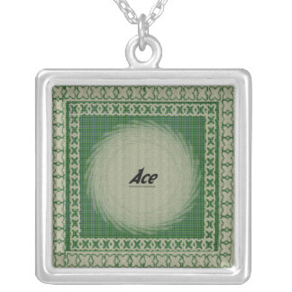 Ace Sterling Silver Necklace