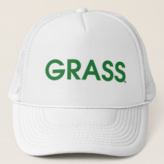 ACE Tennis GRASS Court Trucker Hat