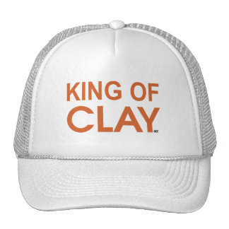 ACE Tennis KING OF CLAY Hats