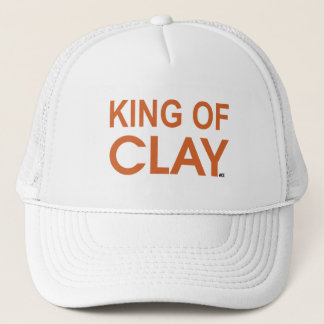ACE Tennis KING OF CLAY Trucker Hat