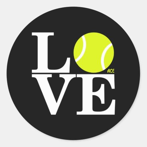 Tennis 6 love