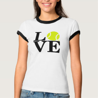 Ace Tennis LOVE Tee Shirt