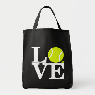 Ace Tennis LOVE Tote Bag