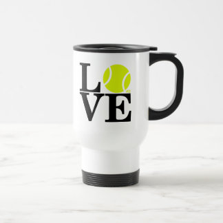 Ace Tennis LOVE Travel Mug
