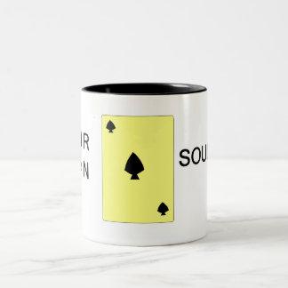ace Two-Tone coffee mug