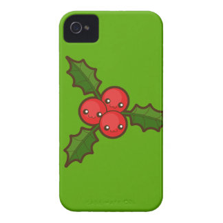 Acebo del navidad iPhone 4 cobertura