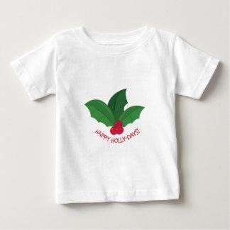 Acebo-días felices t-shirt