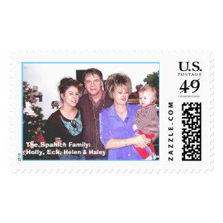 Acebo, Eck, Helen y Haley (navidad 2002))_edited Sellos Postales