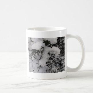 Acebo nevado taza