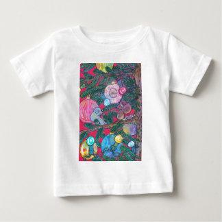 Acebo y ángel camisetas