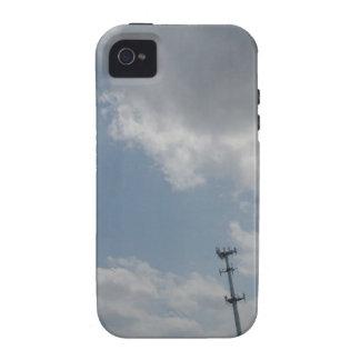Acechando el teléfono celular salvaje elévese la c iPhone 4/4S funda