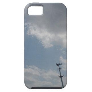 Acechando el teléfono celular salvaje elévese la c iPhone 5 coberturas