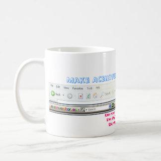 Aceinvestor libera tolbar taza de café