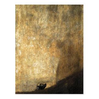 aceite 1820 1823 en la lona, 134 x 80 cm Museo del Tarjetas Postales