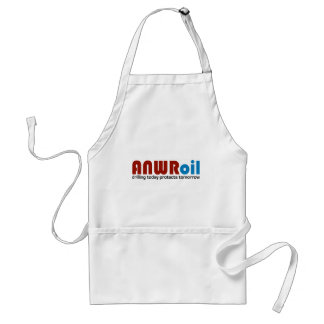 Aceite de ANWR: La perforación hoy protege mañana Delantal