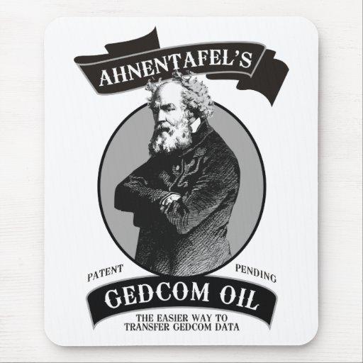 Aceite de GEDCOM Tapete De Ratón
