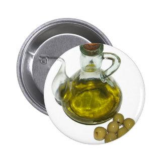 Aceite de oliva pin redondo de 2 pulgadas