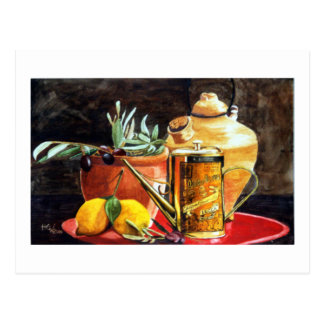 Aceite de oliva postal