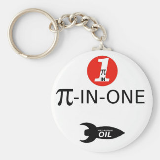 Aceite de PI-IN-ONE Llaveros Personalizados